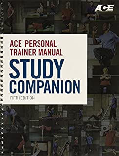 ACE Personal Trainer Manual Study Companion (1969-12-31)