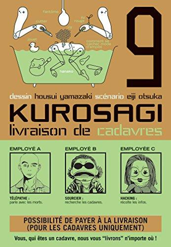 Kurosagi T09 : Livraison de Cadavres