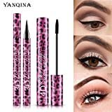 Little Story 2020 Eyeliner Liquid Long Lasting Black & Mascara Stretch Thick Curly Colorful C, The Most Suitable Gift
