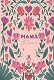 MAMÁ, TE AMO: Libro locuento personalizable para mamás (Día de la madre)