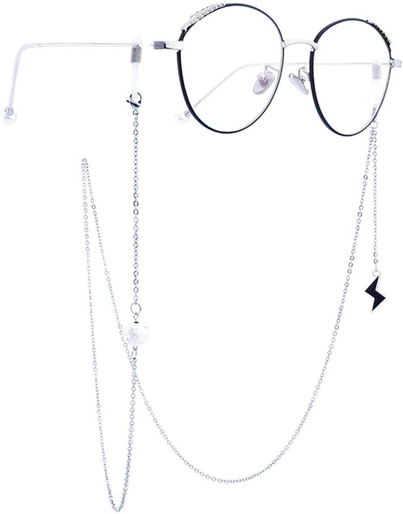 Eyeglass Holder Chain Sunglasses Cord Holder Eyeglasses Holder Strap Eyeglass Chain