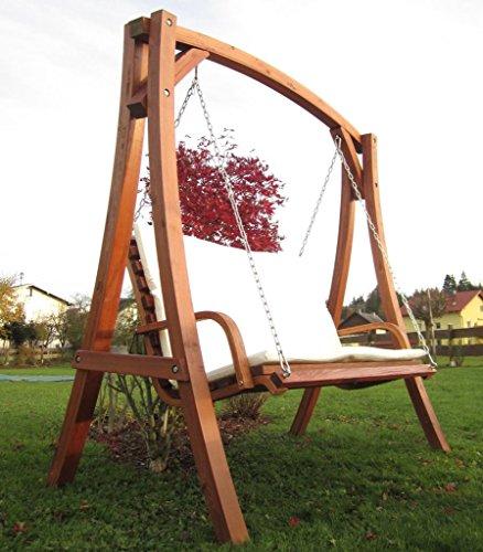 ASS Design Hollywoodschaukel 'KUREDO 103OD' aus Holz Lärche von - 8