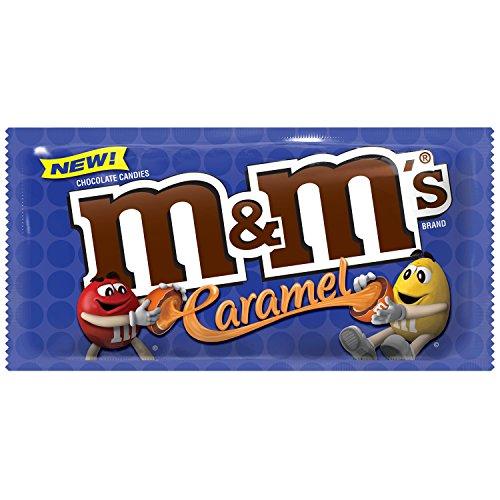M&M's Caramel - Chocolate Recheado Com Caramelo - *Edição Especial* - Importado dos Estados Unidos