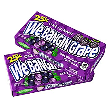 We Bangin' Grape