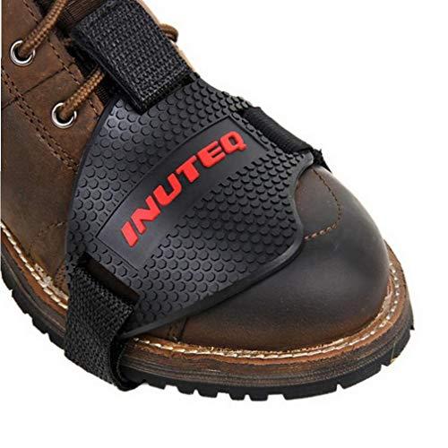 Zapato de la Motocicleta del Caso, los Zapatos de la Moto de protección Gear Shift Botas del Protector del calcetín Protección de Arranque para el Aire Libre