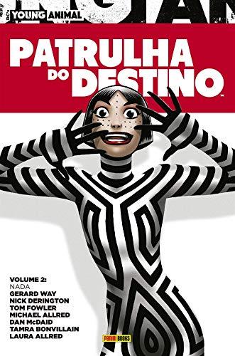 Patrulha do Destino - Volume 2 - Nada