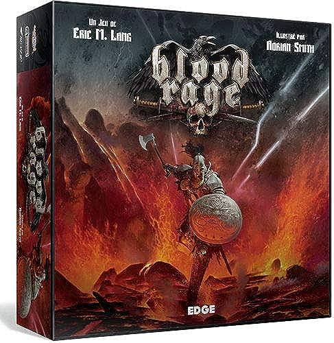Asmodee - EFCMBR01 - Blood Rage Strategiespiel