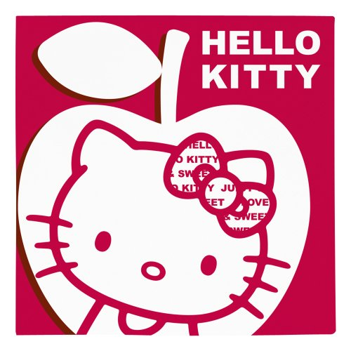 20 Serviettes Hello Kitty Apple