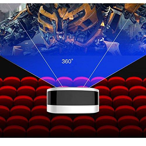 AYI VR-Kopfhörer 3D-Brille 360 HD-Anzeige Immersiv Virtuelle Realität Helm, Für Und 4.0-6.1 Zoll Android 7 6 6S Plus, Samsung S6 / S6 Rand / Note5, Google Nexus 5/4, LG G4, HTC