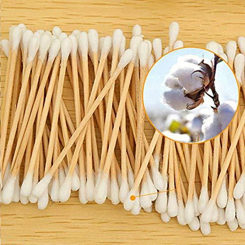 300 piezas de bastoncillos de algodón