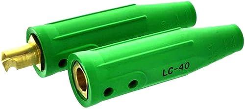 2021 Lenco 05552 outlet online sale LC-40 Green Welding 2021 Cable Holder Set outlet sale