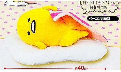 garantía de crédito Gudetama Nesoberi BIG BIG BIG stuffed B bacon futon separately  alta calidad