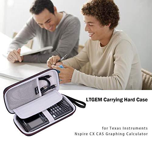 LTGEM EVA Hard Case for Texas Instruments Nspire CX II CAS/TI-36X Pro Graphing Calculator Photo #8