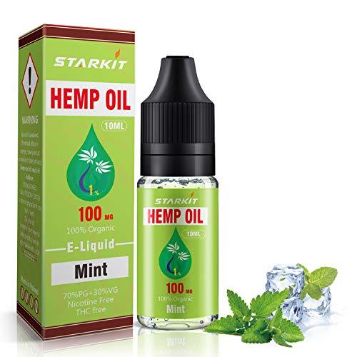 E-liquidos Aceite Cáñamo Hemp STARKIT® Vaper Sin