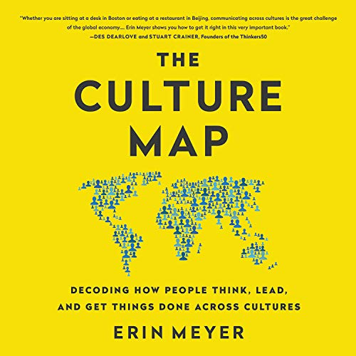 The Culture Map Titelbild