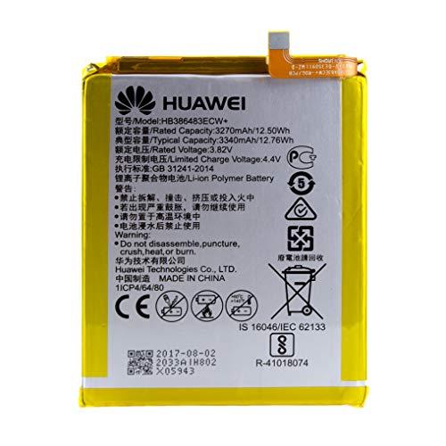 Original HUAWEI HB386483ECW AKKU BATTERY für Huawei Honor 6X G9 Plus Nova Plus