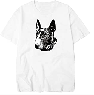 Camiseta de Hombre,Bulldog Francés para Hombre Camiseta De Verano De Manga Corta para Hombre Camisetas De Moda Camisetas De Los Hombres Camiseta Divertida Causal De Verano Top