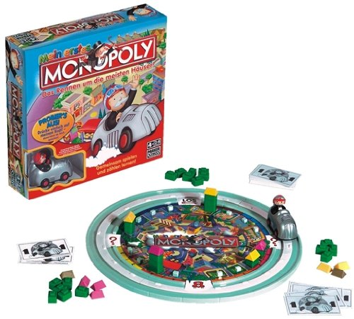 Hasbro - Parker - Mein erstes Monopoly