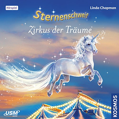 Zirkus der Träume audiobook cover art