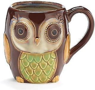 coffee mugs with owls