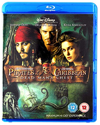 Pirates of The Caribbean: Dead Man's Chest [Blu-ray] [UK Import]