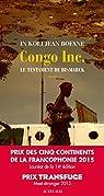 Congo Inc.: Le testament de Bismarck par Bofane