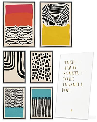 Cuadros Decoracion Salon Con Marco Plateado cuadros decoracion salon  Marca Heimlich