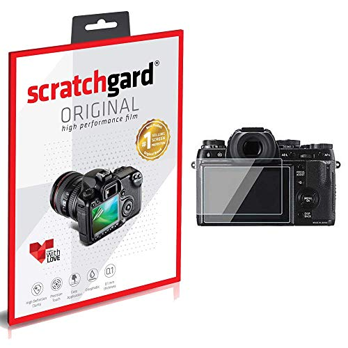 Scratchgard Anti-Bubble and Anti-Fingerprint Screen Protector for Fujifilm X-T3
