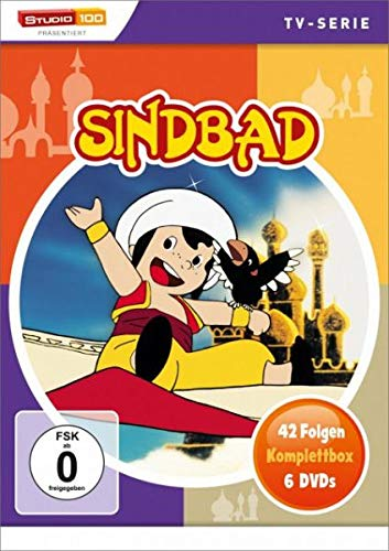 Sindbad - Komplettbox [6 DVDs]