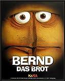 Bernd das Brot - Brot - Mini Poster Filmposter Kino Movie