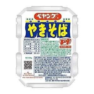 """ペヤング ソースやきそば 120g×18個"""""""