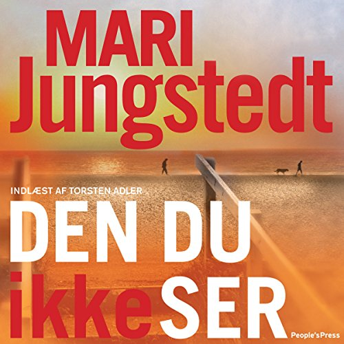Den du ikke ser [This You Do Not See] audiobook cover art