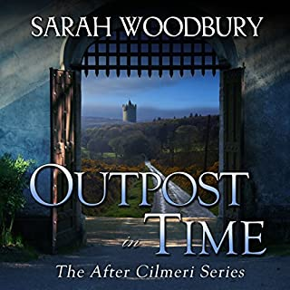 Outpost in Time audiobook cover art