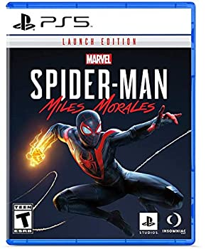 Game - Playstation 5 Marvel's Spider-Man: Miles Morales Launch Edition Book