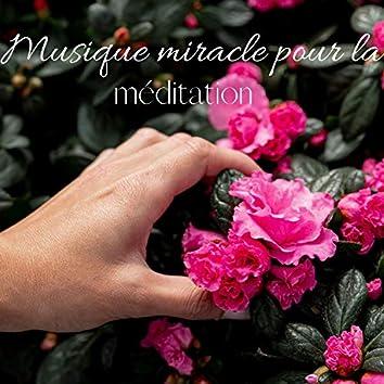 Musique miracle pour la méditation 💙 Tons de guérison, Énergie de guérison profonde, Musique nature