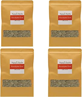 Eucalyptus Leaves Tea Organic 1lb - Te Hojas de Eucalipto Organico 1 Libra