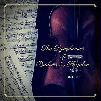 The Symphonies of Brahms & Skrjabin