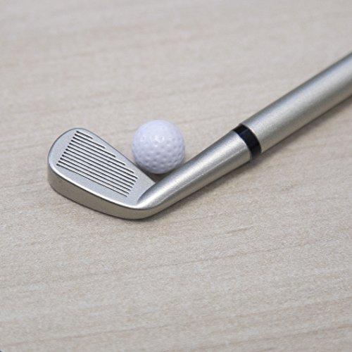 Longridge Golftasse und Mini-Putter, Weiß - 4