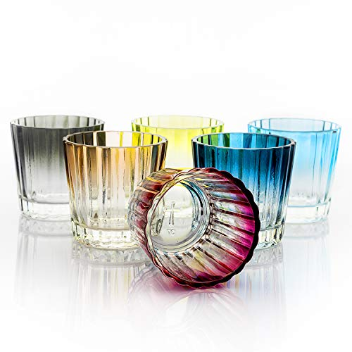 Multicolored , Bar Essential Glasses