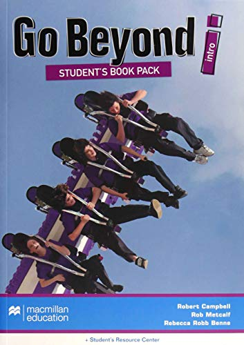 Go Beyond Student's Book W/Webcode-Intro