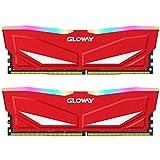 GLOWAY Abyss Series Ram RGB DDR4 16G 3000Mhz Desktop Memory–CL16