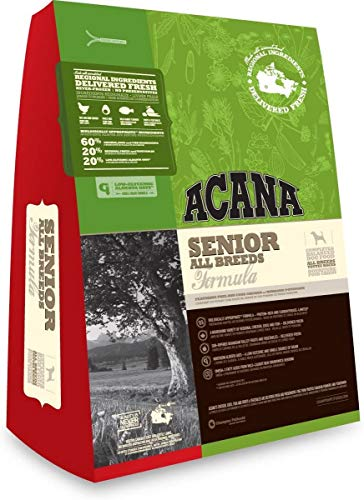 Acana Senior Dog, 1er Pack (1 x 6 kg)