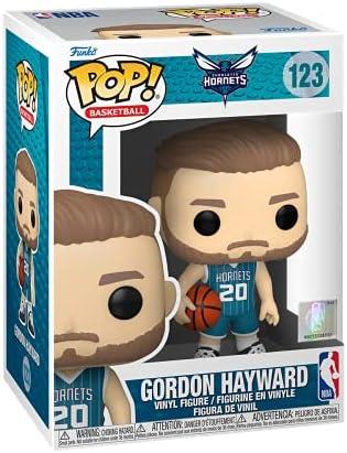 Funko Pop! NBA: Hornets - Gordon Hayward (Teal Jersey)
