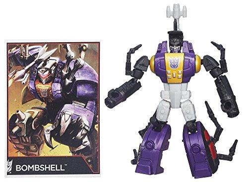 Hasbro Transformers Generations Combiner Wars Legend Bombshell Transformer Figure
