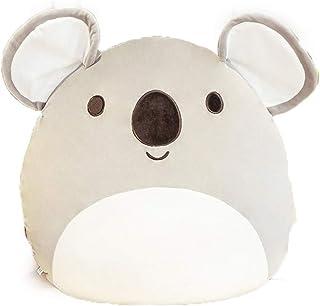 Ourine Cute Small Koala Bear Plush Toys Cute Small Koala Bear Plush Toys Cartoon Koala Doll Toy Birthday Gift for Kids Girls Grey 01