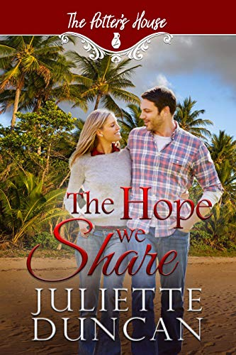 The Hope We Share by Juliette Duncan ebook deal