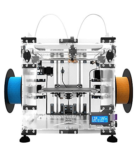 Velleman Vertex 3D K8400 Printer (USB 2.0, Fused Filament Fabrication(FFF), 0.1 mm)