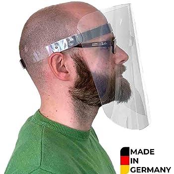 Doppelseitige Anti-Fog Anti-/Öl Splash klar Niesschutz Gesichtsschutz Visier,f/ür Familienk/üche im Freien Arbeiten Safety Gesichtsschutzschirm Safety Face Shield