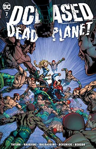 DCeased: Dead Planet (2020-2021) #7 (DCeased: Dead Planet (2020-)) (English Edition)