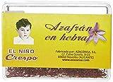 Caja AZAFRÁN en hebra de 2 g El Niño Crespo Ship
